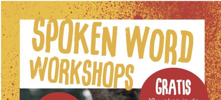 Spoken word workshops