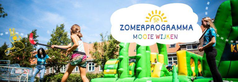 Zomerprogramma Sportcentrum Noord